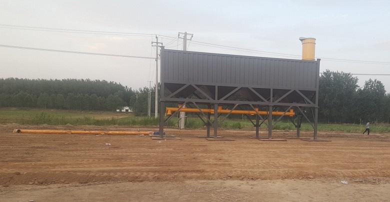 50T-卧式水泥仓