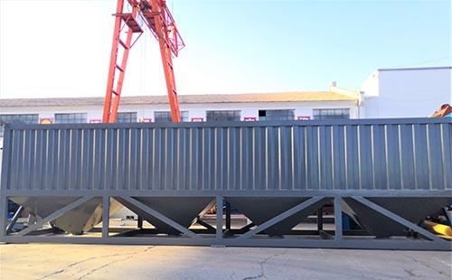 150T-卧式水泥仓