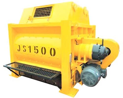 JS1500型混凝土搅拌机