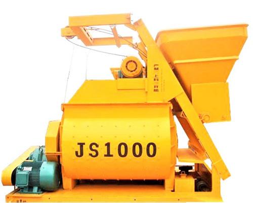 JS1000型混凝土搅拌机