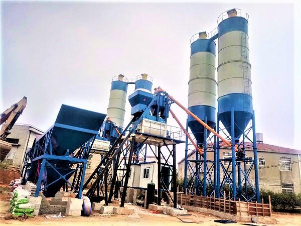 混凝土搅拌站生产过程中如何控制产出质量