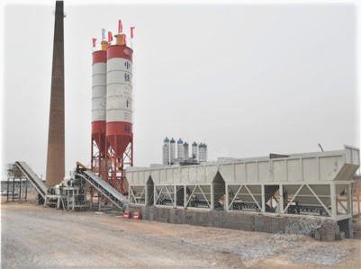 稳定土拌合站200-800吨每小时