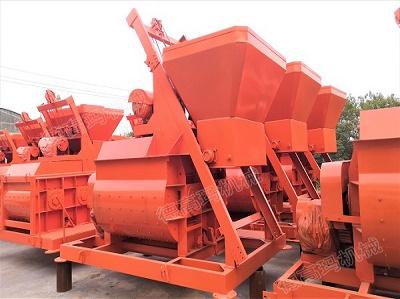 混凝土搅拌机500-4000型